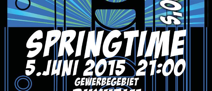 SpringTime 2015